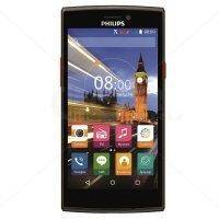 Смартфон Philips S337 Black/Red