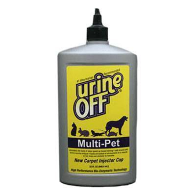 Spray to remove pet urine smell