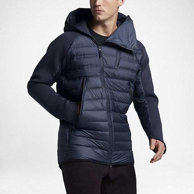 9ea4052a Мужская куртка с пуховым наполнителем Nike Sportswear Tech Fleece Aeroloft