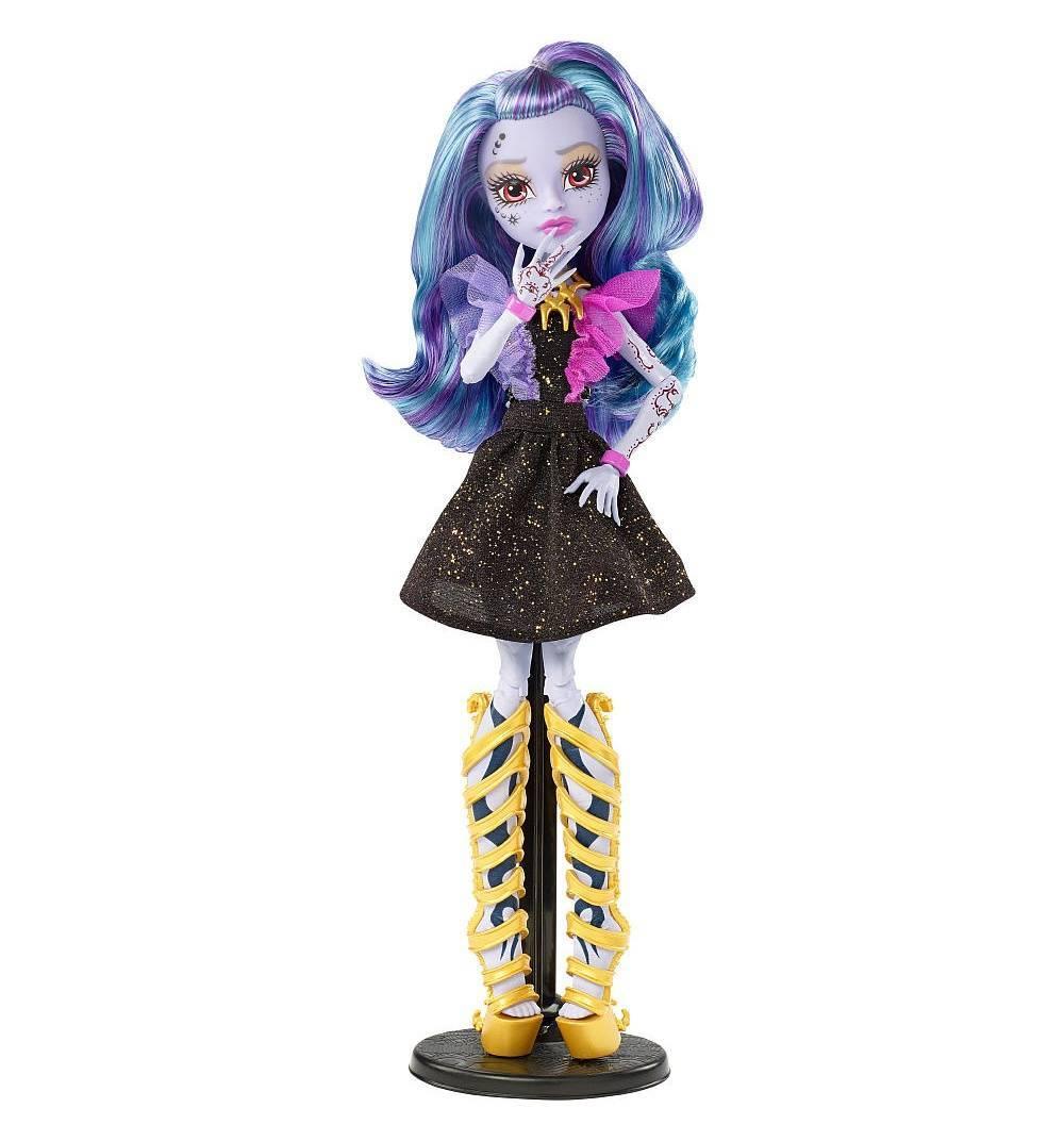 Всемирным, картинки для девочек кукла монстер хай
