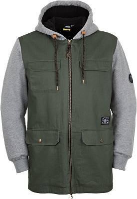 456b859e884 Куртка утепленная мужская Termit (Серый) (EJAM21AU2X) купить за 2499 ...